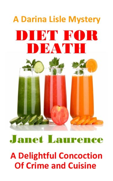 Diet For Death by Janet Laurence