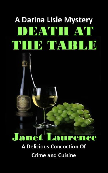 Death At The Table by Janet Laurence