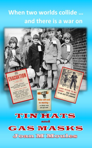 Tin Hats and Gas Masks by Joan M Moules